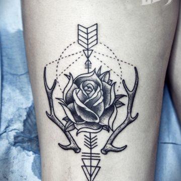 rose-cerf
