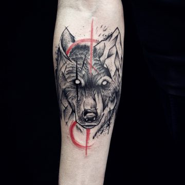 graphic-wolf