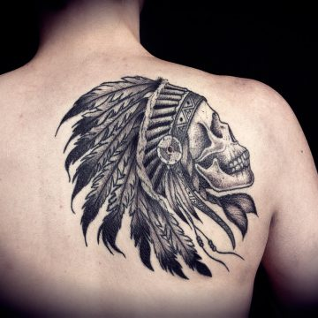 indian-skull