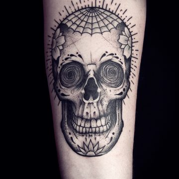 mexican-skull