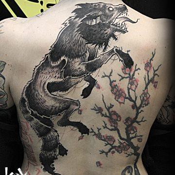 wolfodrey